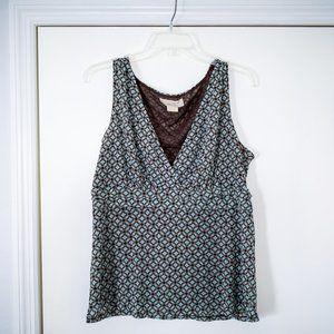 Michael Kors - sleeveless blouse